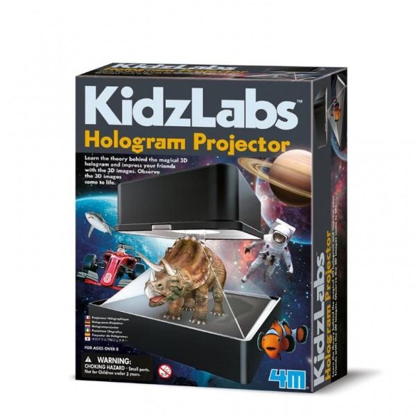 4M – Kidzlabs Hologram Projector