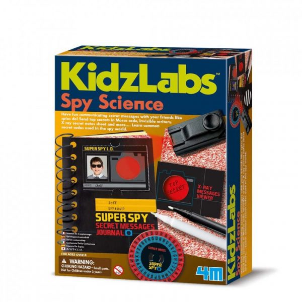 4M – Kidzlabs Spy Science