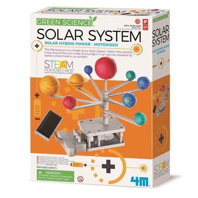 4M - Green Science - Solar System