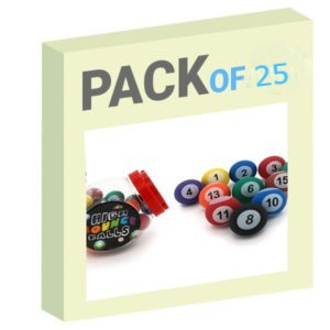 Bouncy Ball 45mm – Pack of 25