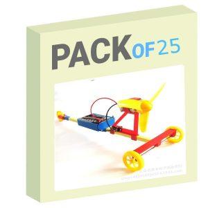 F1 Racing car - Pack of 25