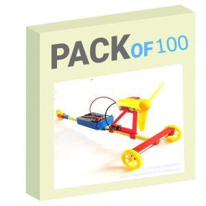 F1 Racing car - Pack of 100