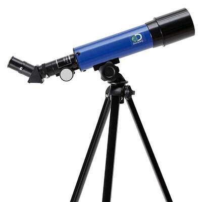 Discovery Adventures 50mm Astronomical Telescope
