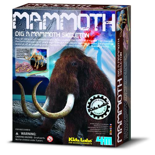 4M-Dig a Dinosaur-Mammoth
