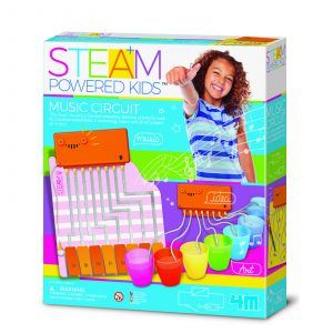 4M STEAM Powered Girls Magic Circuit