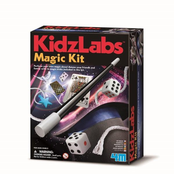 4M - KIDZLABS - MAGIC KIT