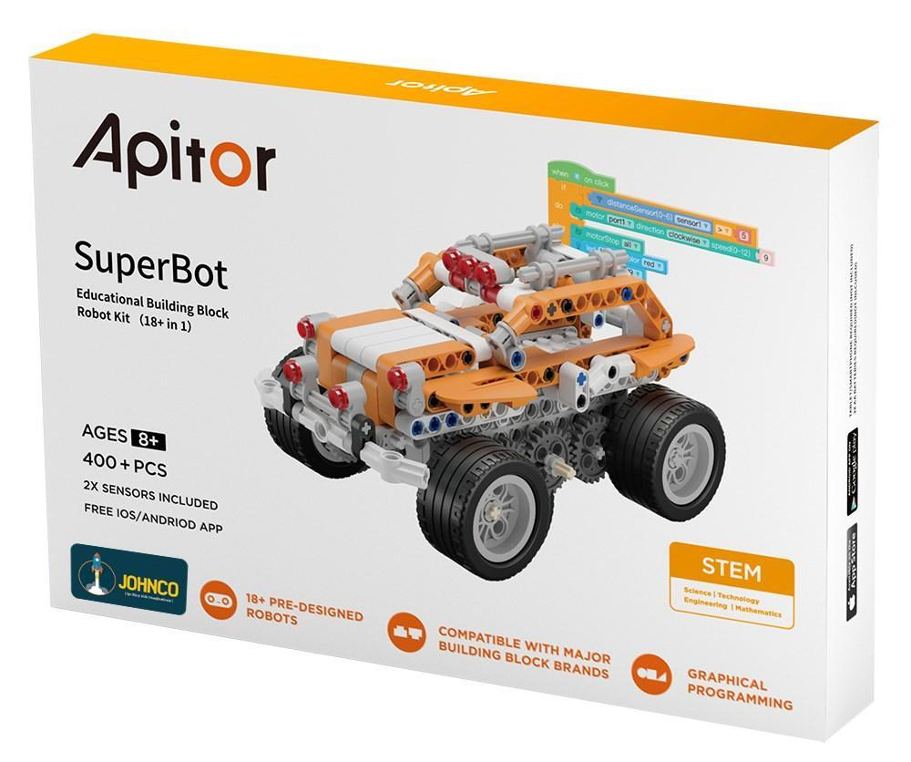 18 in 1 Apitor - SuperBot