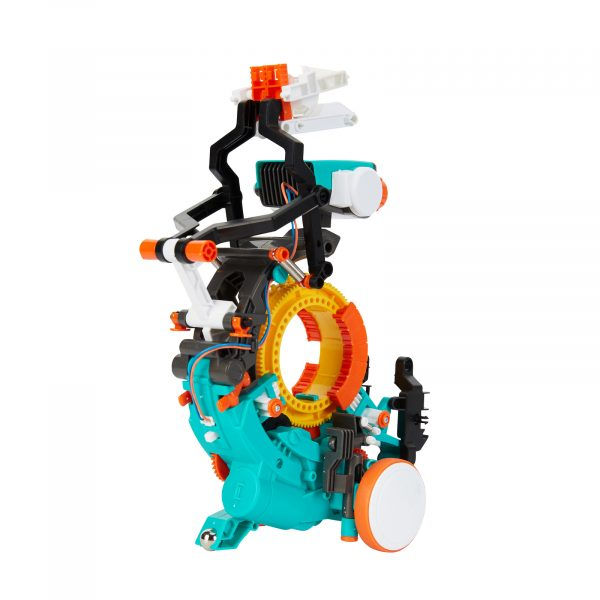Johnco - 5 in 1 Mechanical Coding Robot
