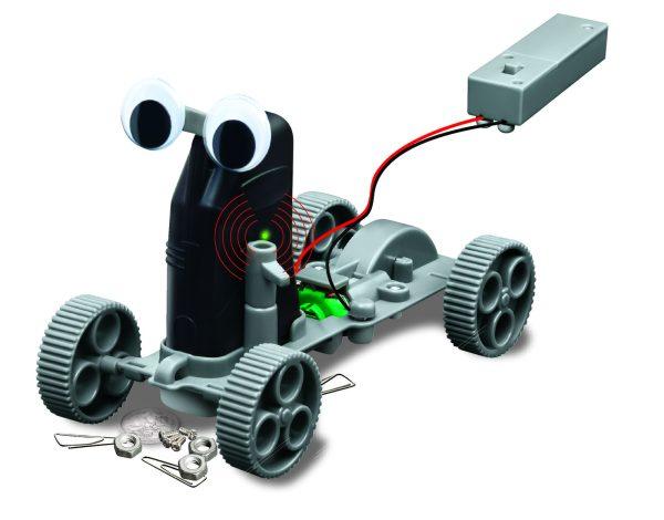4M KidzLabs Metal Detector Robot