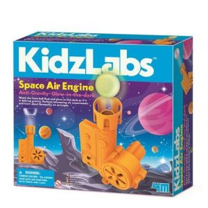 4M - KIDZLABS - SPACE AIR ENGINE