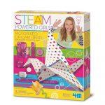 4M STEAM Powered Girls - Motorised Origami Bird