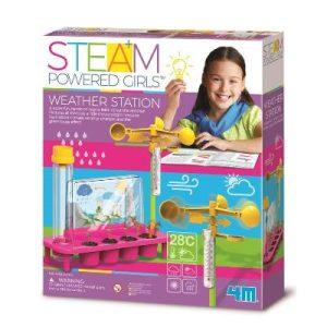 4M STEAM Powered Girls - Weather Station
