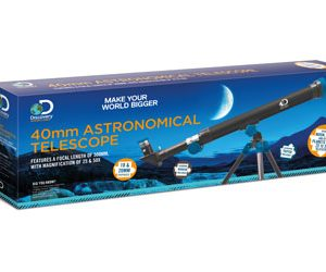 Discovery Adventures - 40mm Telescope