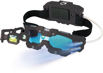 Discovery Adventures - Night Mission Goggles