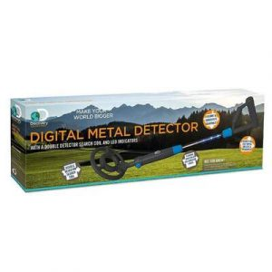 Discovery Adventures - Digital Metal Detector