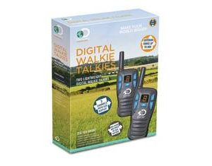Discovery adventures - Digital walkie talkie