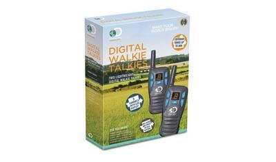 Discovery adventures - Digital walkie talkie