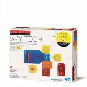 4M - Logiblocs Spy Tech