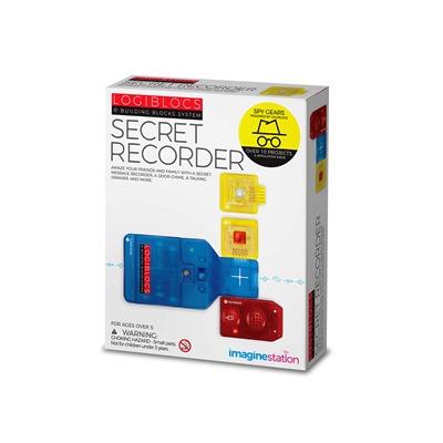 4M - Logiblocs - Secret Recorder