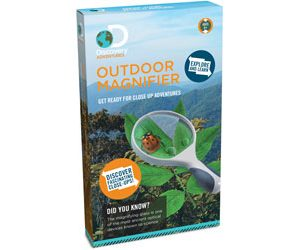 Discovery Adventures - Outdoor Magnifier