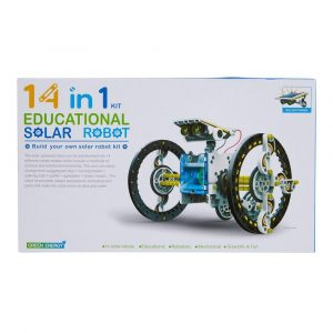 Johnco - 14 in 1 Educational Solar Robot