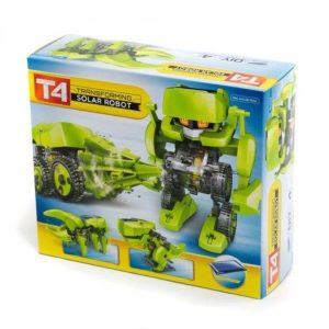 Johnco - T4 Transforming Solar Robot