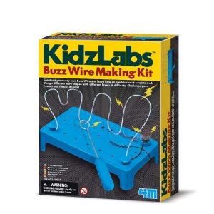 4M KidzLabs - Buzz Wire Making Kit