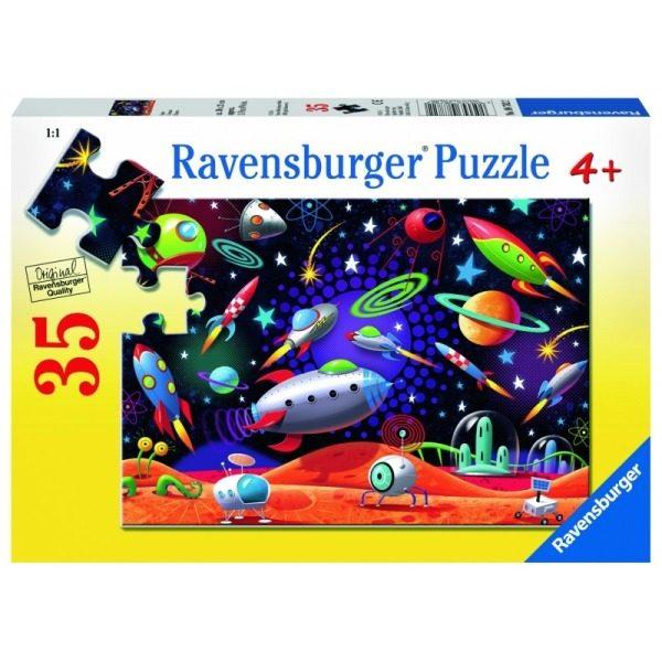 Ravensburger - Space Puzzle 35pc