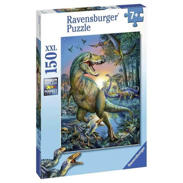Ravensburger - Prehistoric Giant Puzzle 150pc