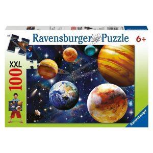 Ravensburger - Space Puzzle 100pc