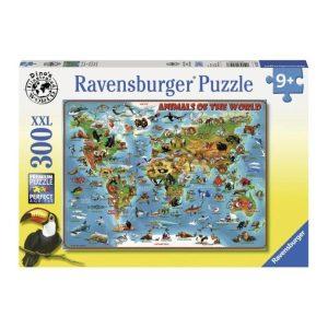 Ravensburger - Animals of the World 300 pcs