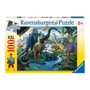 Ravensburger – Land of the Giants Puzzle 100pc