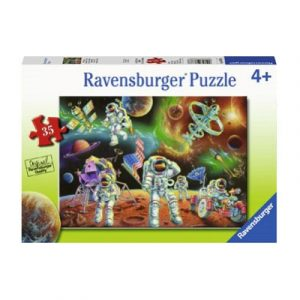 Ravensburger – Moon Landing Puzzle 35pc