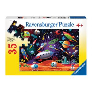 Ravensburger – Space Puzzle 35pc