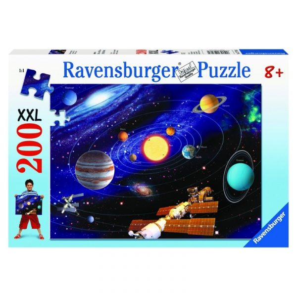 Ravensburger – The Solar System Puzzle 200pc