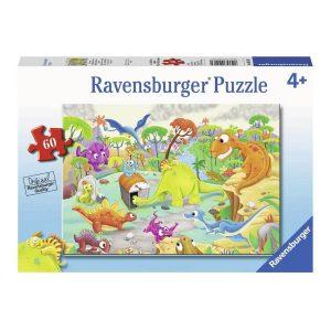 Dinos Puzzle 60pc
