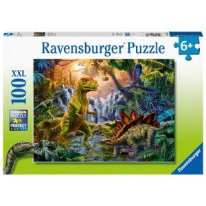 Ravensburger - Dinosaur Oasis 100pc