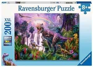 Ravensburger - King of the Dinosaurs 200pc