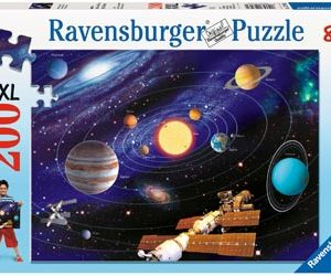 Ravensburger - The Solar System Puzzle 200pc