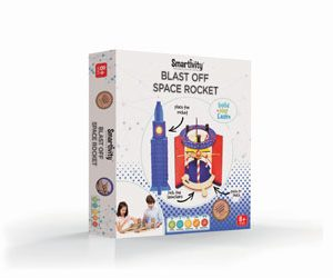 Smartivity - Blast Off Space Rocket