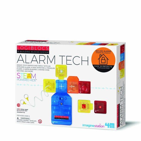 4M Logicblocs Alarm Tech