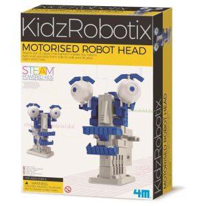 4M Kidz Robotix Robotic Head