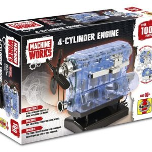 Haynes - Machine Works 4 Cylinder Engine