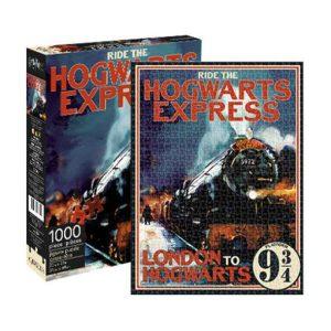 Harry Potter - Hogwarts Express 1000 pc puzzle
