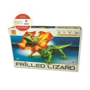 Johnco - Frilled Lizard Robot