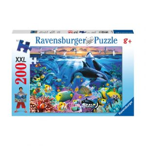 Ravensburger – Ocean Life 200 pieces