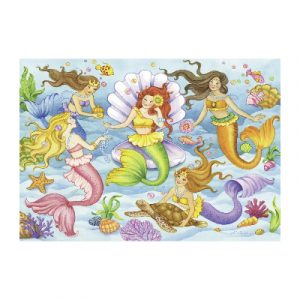 Ravensburger – Queens of the Ocean Puzzle 35 pieces