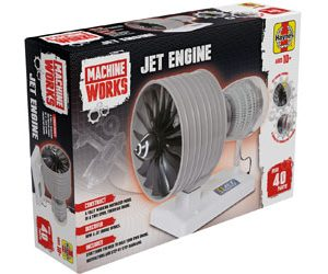 Haynes - Machine Works Jet Engine