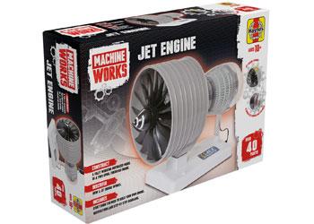 Haynes - Machine Works Jet Engine