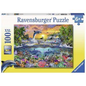 Ravensburger - Tropical Paradise Puzzle 100 pieces